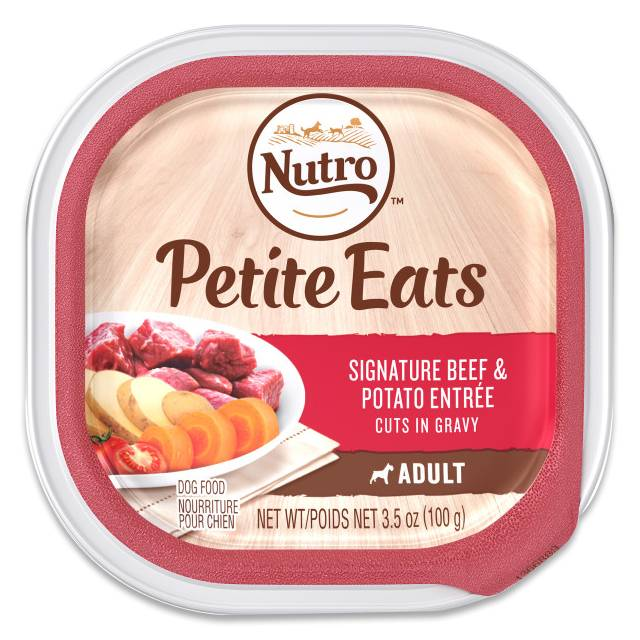 Nutro Nutro Dog Tray 3.5 oz. Beef/Potato