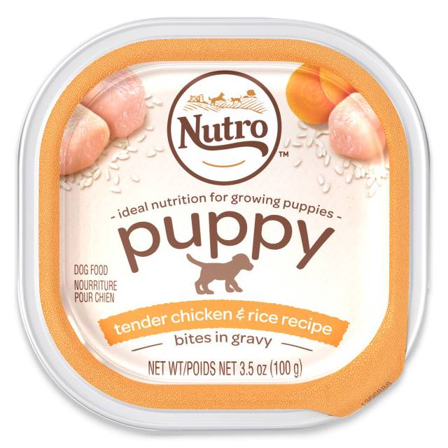 Nutro Nutro Dog Tray 3.5 oz. Small Breed Puppy