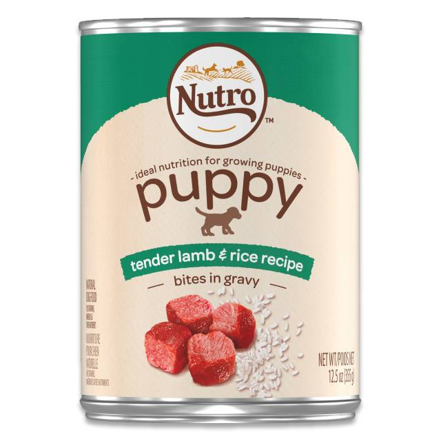 Nutro Nutro Dog Can 12.5 oz Hearty Adult Lamb/Geen Bean/Carrot Stew