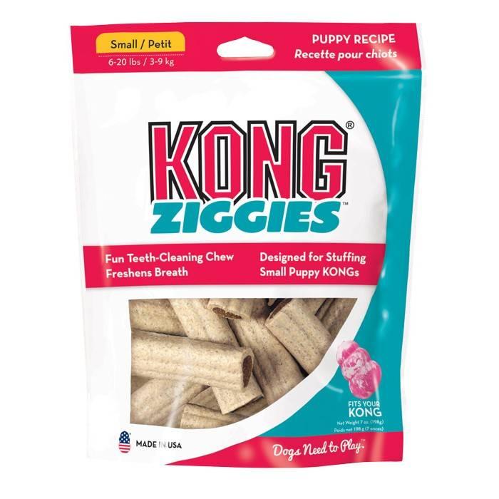 Kong Kong Ziggies Puppy Small