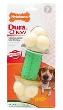 Nylabone Double Action Chew Dog Toy
