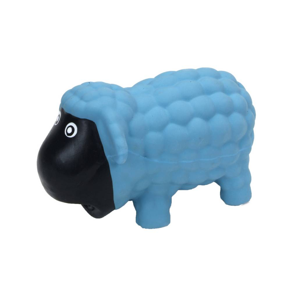 Rascals Rascals 6.5'' Latex Sheep Dog Toy
