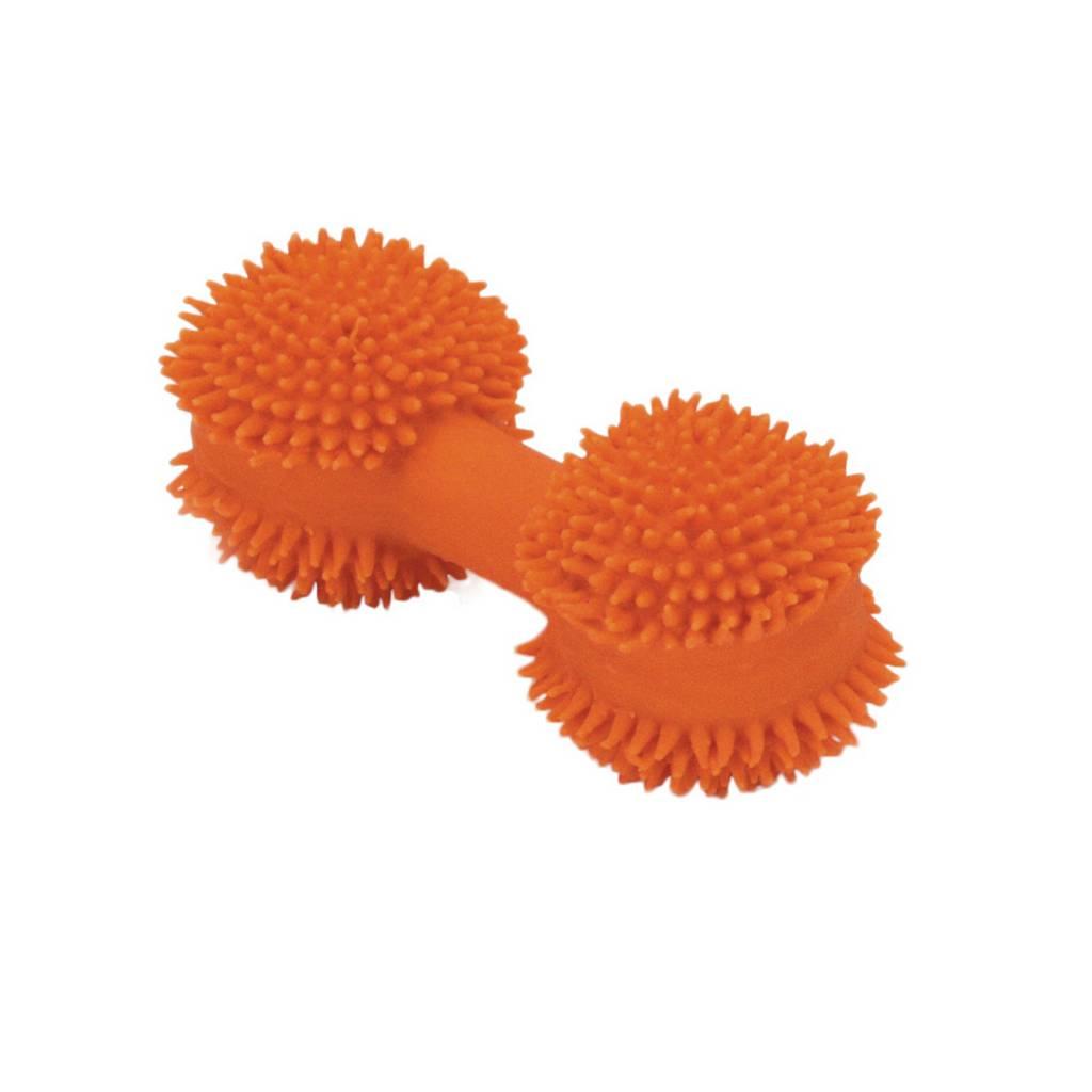 Rascals Rascals 3.5'' Mini Spiny Dumbbell Dog Toy