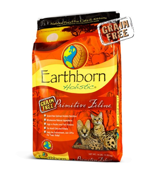 Earthborn Earthborn Dry Cat Primitive Natural