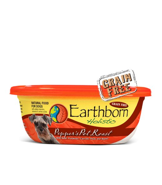Earthborn Earthborn Moist Can Dog Grain Free Beef
