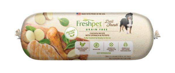 Freshpet Freshpet Deli Fresh Adult Chicken, Vegetable & Rice