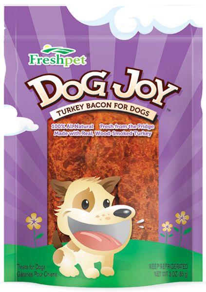Freshpet Freshpet Deli Fresh Dog Nation Turkey Bacon Treats 3 oz