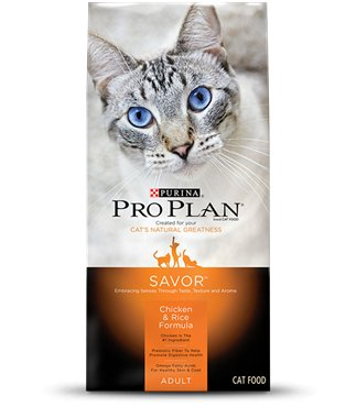 Pro Plan Pro Plan Savor Cat Food Chicken