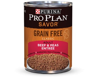 Pro Plan Pro Plan Select Can Dog Beef/Pea 13 oz