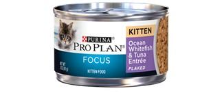 Pro Plan Pro Plan Cat Can 3 oz Kitten Oceanfish/Tuna