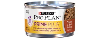 Pro Plan Pro Plan Cat Can 3 oz Senior Chicken/Beef