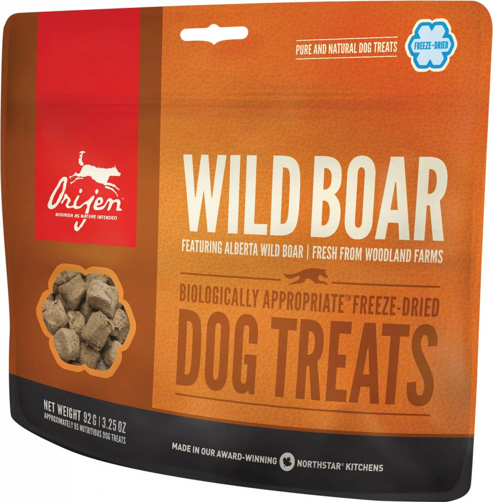 Orijen Orijen Wild Boar Freeze Dried Treats 1.5 oz