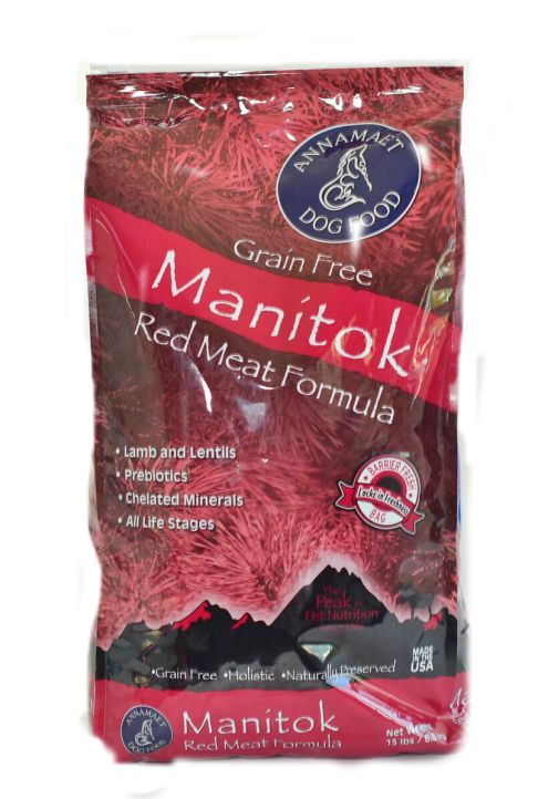 Annamaet Annamaet Manitok Grain Free Lamb Venison Dry Dog Food