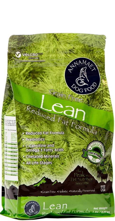 Annamaet Annamaet Lean Grain Free Chicken Duck Herring Dry Dog Food