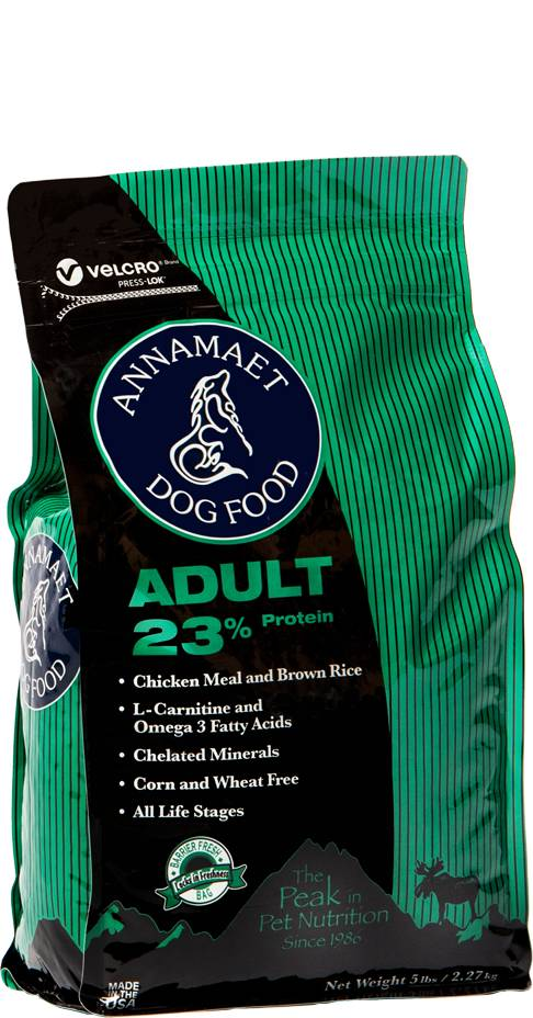 Annamaet Annamaet Adult 23% Chicken Dry Dog Food