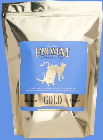 Fromm Fromm Dry Cat Food Senior