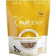 Fruitables Fruitables Dog Treats Pumpkin/Banana