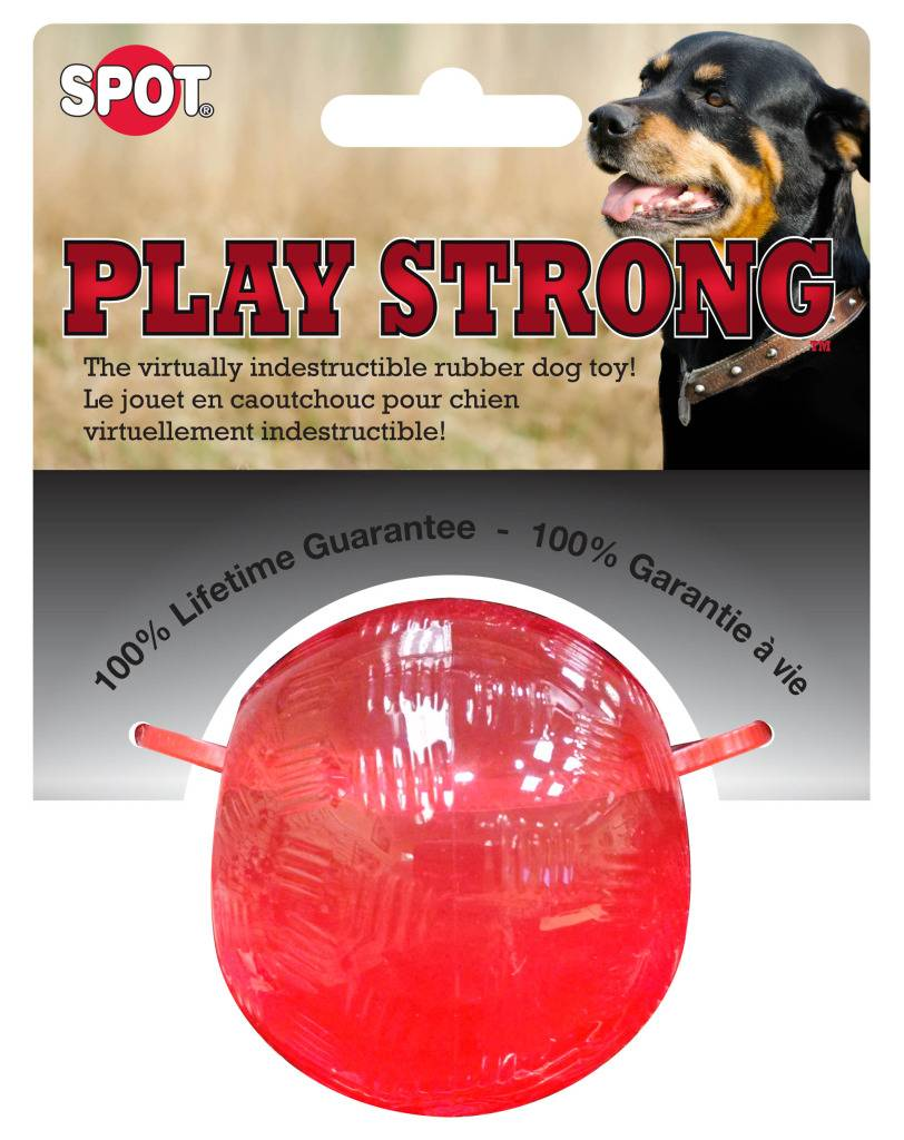 Ethical (Spot) Spot Play Strong Ball Dog Toy