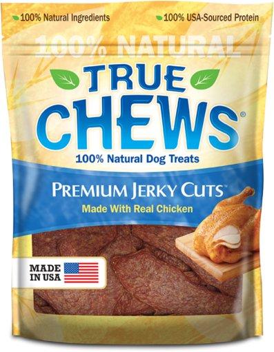 Tyson True Chews Pemium Jerky Cuts Chicken Dog Treat