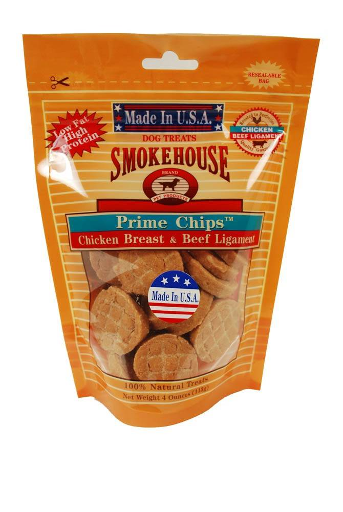 Smokehouse Smokehouse USA Prime Chips Chicken/Beef Dog Treat