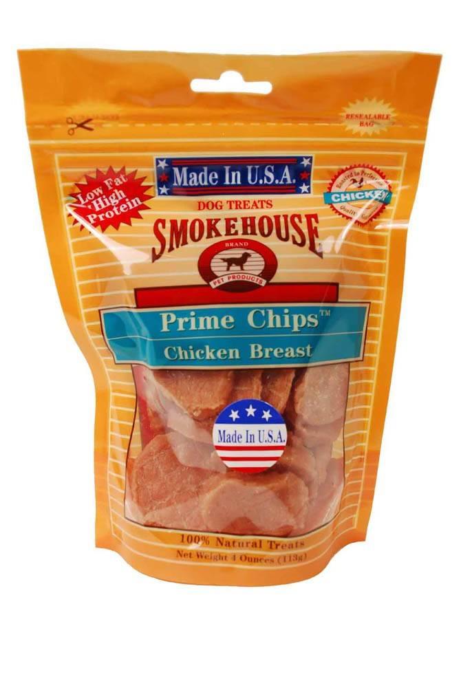 Smokehouse Smokehouse USA Prime Chips Chicken Dog Treat