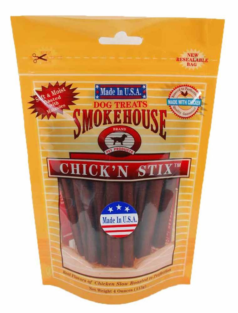 Smokehouse Smokehouse USA Chicken Stix Dog Treat