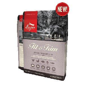 Orijen Orijen Fit & Trim Dry Cat Food 4 lb.
