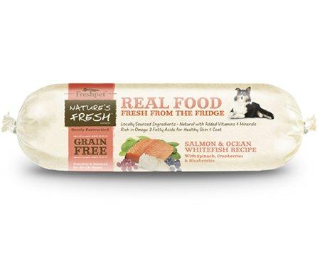 Freshpet Freshpet Nature's Fresh Grain-Free Salmon 2lb.