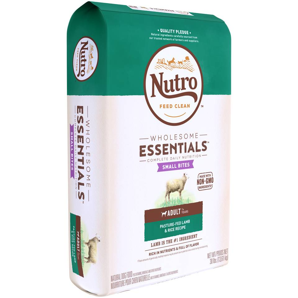 Nutro Limited Ingredient Diet Small Bites Adult Dog Food Lamb