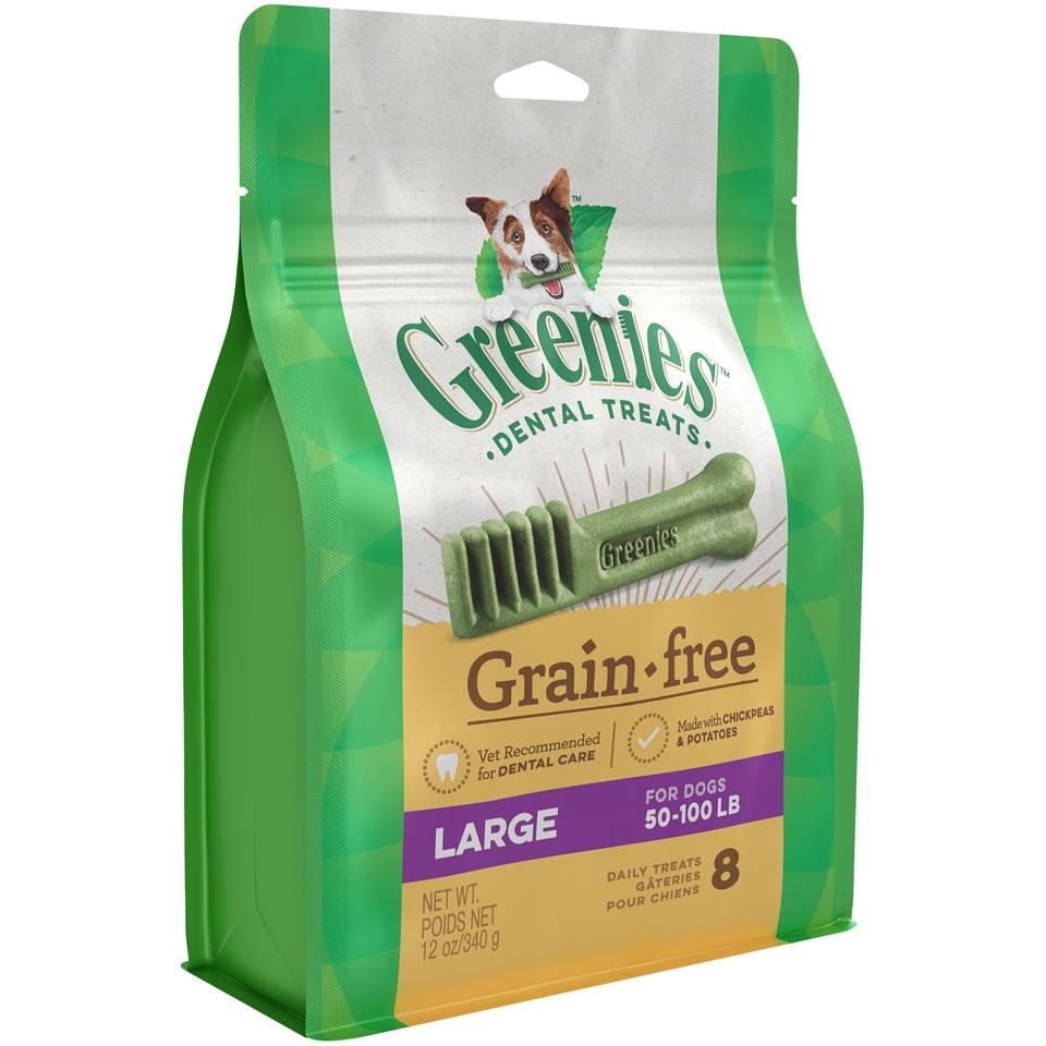 Greenies Greenies Grain Free Large