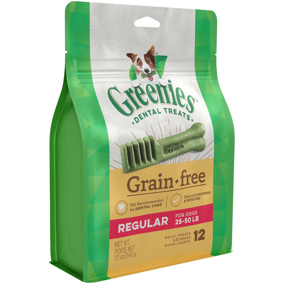 Greenies Greenies Grain Free Regular
