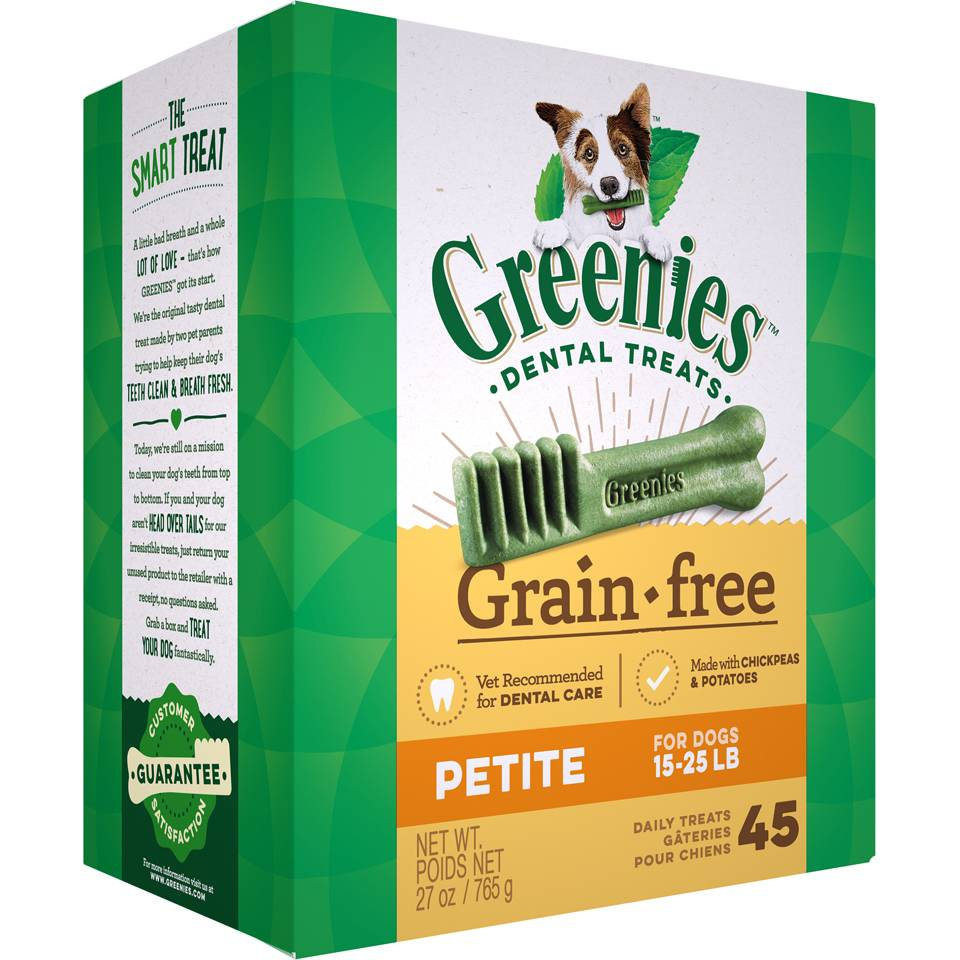 Greenies Greenies Grain Free Petite