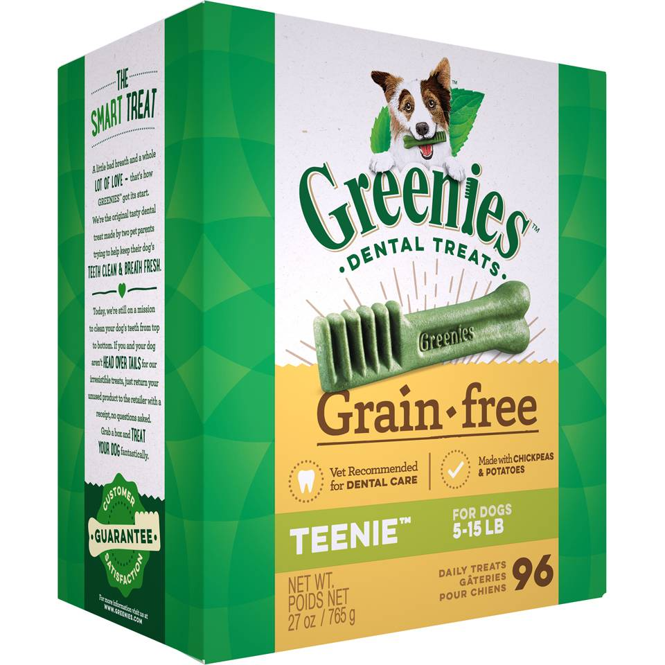 Greenies Greenies Grain Free Teenie