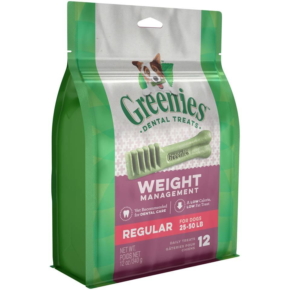 Greenies Greenies Weight Management Regular