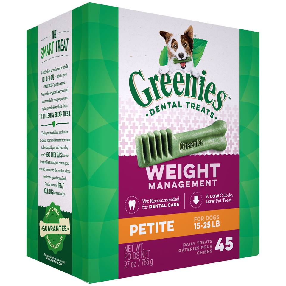 Greenies Greenies Weight Management Petite
