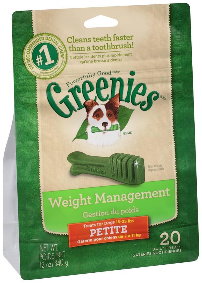 Greenies Greenies Weight Management Petite