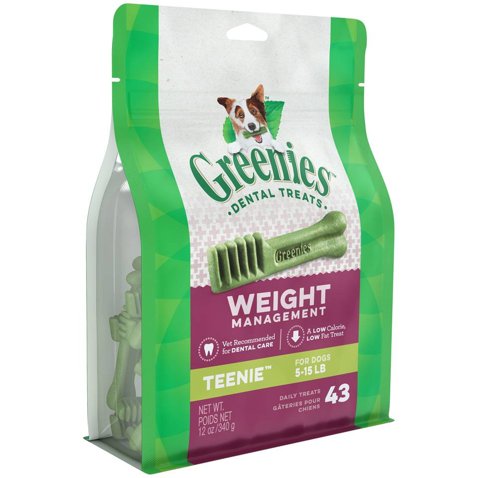 Greenies Greenies Weight Management Teenie