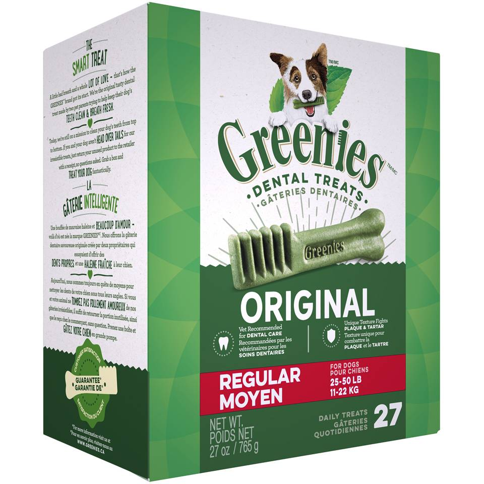 Greenies Greenies Regular
