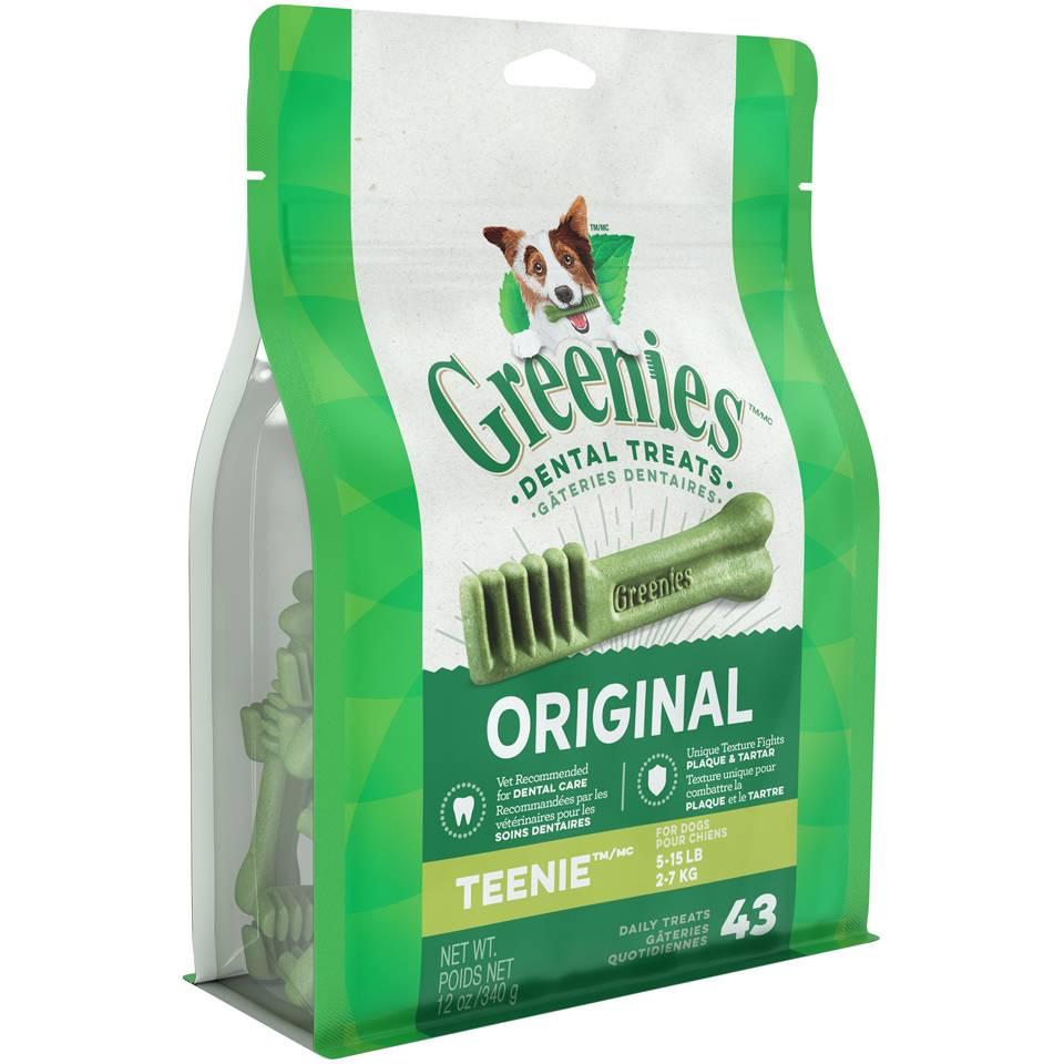 Greenies Greenies Teenie