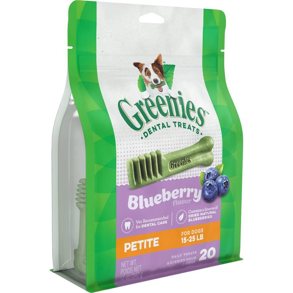 Greenies Greenies Blueberry Petite 12 Oz.