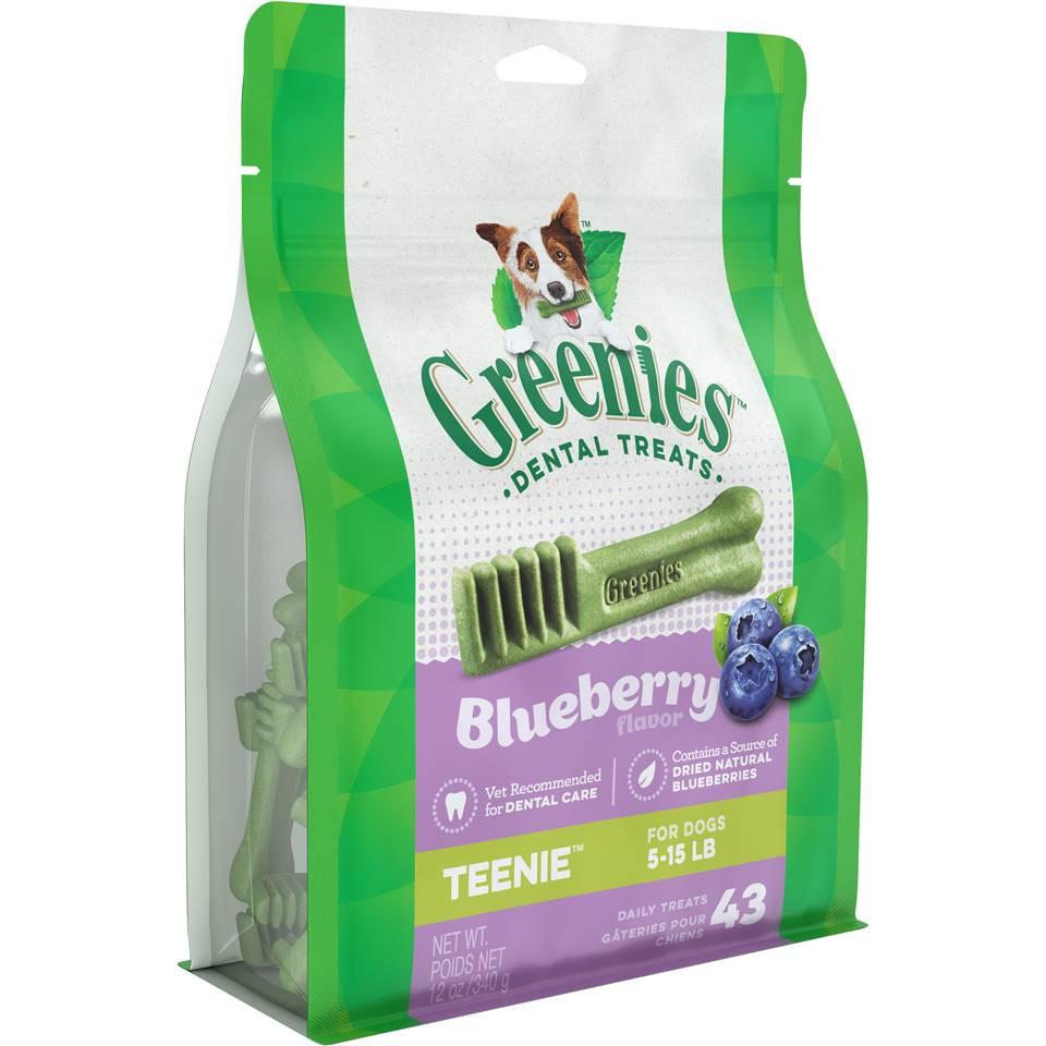 Greenies Greenies Blueberry Teenie 12 Oz.