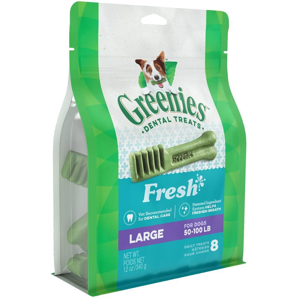 Greenies Greenies Mint Large 12 Oz.