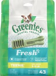 Greenies Greenies Mint Teenie 12 Oz.