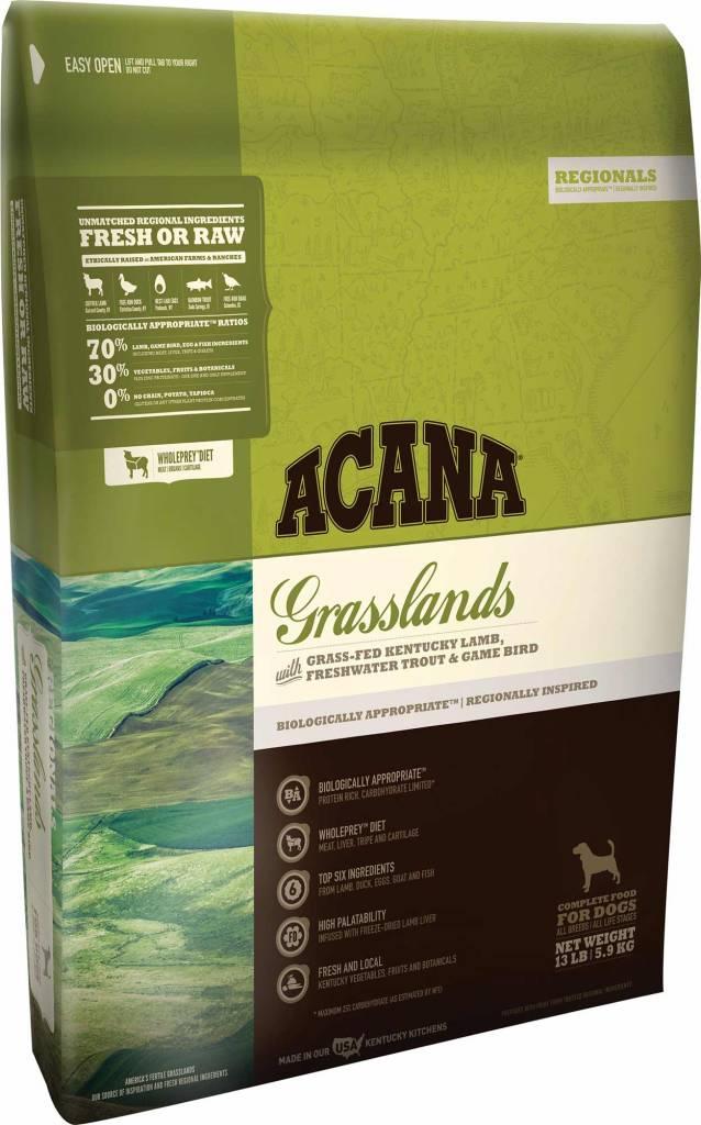 Acana Acana Regionals Grasslands Dry Dog Food