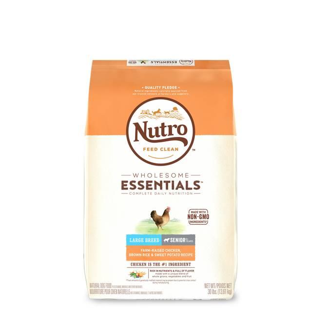 Nutro Nutro Wholesome Essentials - Chicken Large Breed Senior 30 lb.
