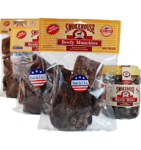 Smokehouse Smokehouse Beef Munchies Dog Chew