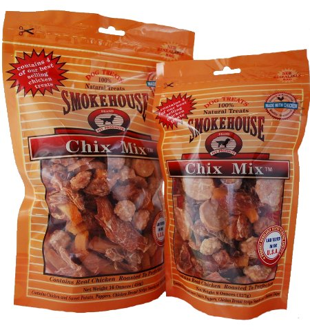 Smokehouse Smokehouse Chix Mix Dog Chew