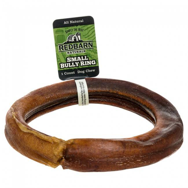 Red Barn Red Barn Small Bully Rings Dog Chew