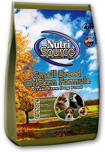 Nutri Source Nutri Source Grain Free Small Breed Chicken