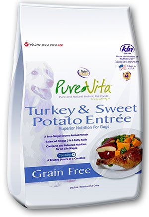 Pure Vita Pure Vita Grain Free Turkey